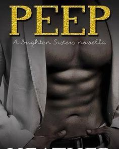 PEEP is Heather Stone Authors newest straight to the point novella!  NOW LIVE & ONLY $0.99!  Amazon US: http://amzn.to/20Y3Ze2 Amazon UK: http://amzn.to/20U3eTe  Blurb  A girl has to work to pay the bills but my family would not approve of my methods. Burlesque is my release and paycheck. Nursing is my future and current frustration.  Between dancing and playing mind games with my sexy neighbor my life is beginning to be fun again. He likes to watch me and I like to put on a performance of a…