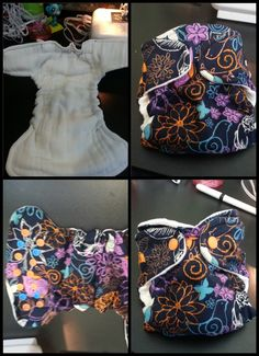 how to make a prefold into a fitted diaper without a serger. - Cloth Diapers & Parenting Community - DiaperSwappers.com