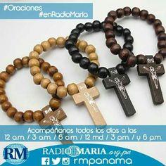 Acompáñanos todos los días en los espacios de oraciones: 12 a.m. / 3 a.m. / 6 a.m. / 12 md. / 3 p.m. / y 6 p.m.