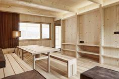 Ergebnis: 11. Vorarlberger Holzbaupreis 2015 I Preis der Jury Tourismus und Handwerk: Ferienhaus Islen, Johannes Kaufmann Architektur, merz kley partner, © Adolf Bereuter I competitionline