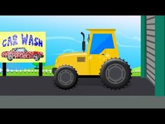 Tractor | Car Wash - YouTube