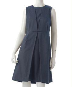 タックフェミニンフレアワンピース(ワンピース)|AGNOST(アグノスト)のファッション通販 - ZOZOTOWN