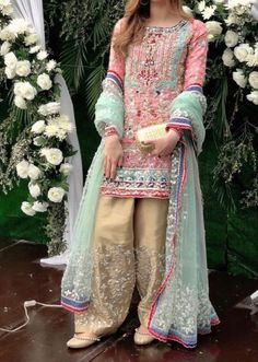 Inbox us to order ✉📬 Or contact 📞 +923074745633 📞☎ (WhatsApp ✔) #pakistanidresses #womensclothing #beautifuldress #partydress #latestcollection #bridaldresses #mehndidresses #womensfashion #fashiondresses #latestfashiondresses #lifestylefashion #trendycollection #weddingdresses2021 Groom Outfit, Bride Groom, Desi, Style Me, Sequin Skirt, Outfit Ideas, Sequins, Friends, Skirts