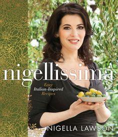 """""""Nigella Lawson is definitely Nigellissima #food #recipe"""""""