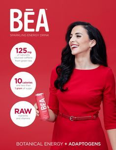 BEA Sparkling Energy DrinkBEA is an invigorating sparkling energy drink that delivers both the naturally sourced caffeine and nourishing nutrients … Quick Healthy Desserts, Healthy Energy Drinks, Healthy Snacks, Chocolate Avocado Brownies, Chocolate Covered Bananas, Blueberry Crumble Bars, Strawberry Oatmeal Bars, Peanut Butter Substitute, Peanut Butter Banana