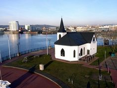 Norwegian Church  Cardiff, Wales