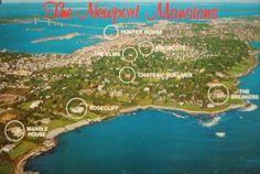 Newport Mansions  Newport, RI