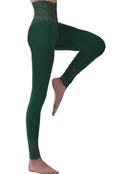 Athletic Yoga Leggings from DiaNoche Designs by Metka Hiti Summer Birds