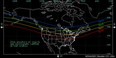 Aurora Borealis Forecast, includes immediate, real time info on Northern Lights viewing, including Aurora Alerts Northern Lights Viewing, See The Northern Lights, Aurora Forecast, Upper Peninsula, Michigan, Wisconsin, Aurora Borealis, Stargazing, Science Nature