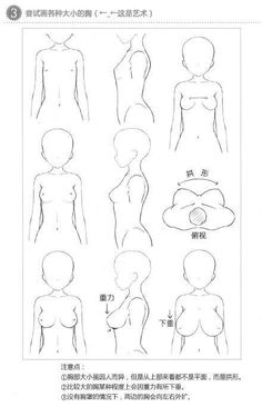 Drawing Female Body, Body Reference Drawing, Human Drawing, Drawing Skills, Drawing Poses, Art Reference Poses, Figure Drawing, Body Drawing Tutorial, Manga Drawing Tutorials