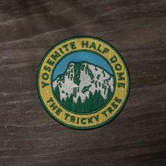 Yosemite+Half+Dome+Patch+–+THE+TRICKY+TREE