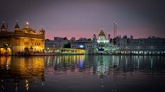 In Amritsar you can walk along a marble pathway called 'the parikrama' surrounds the temple and observe the mesmerizing mix of Islamic and Hindu styles of architecture, which themselves hold volumes of history and cultural value.