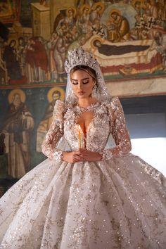 Extravagant Wedding Dresses, Stunning Wedding Dresses, Dream Wedding Dresses, Beautiful Gowns, Bridal Dresses, Gala Dresses, Event Dresses, Quinceanera Dresses, Queen Wedding Dress