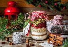 Zdravý vianočný darček na zjedenie.