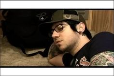 Zacky is sexy in his glasses