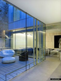 Hotel Moure // Abalo Alonso Arquitectos |