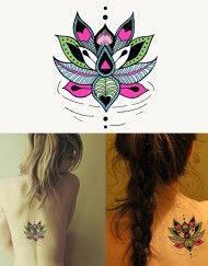 Tatuaje Temporare INKD - Tatuaje de lipit | Outliers.ro