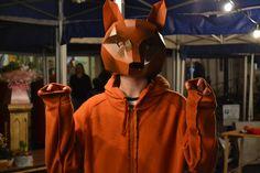 fox mask | Tumblr