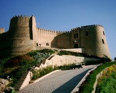 Falakolaflak Khoramshahr,Lorestan,Iran #iran_tours  www.irandestination.com