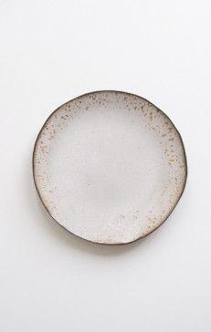 Akiko Graham Slab Round Plate