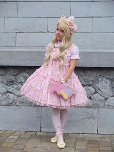 sweet lolita lolita fashion angelic pretty sugar hearts outfit snap me lolita - picslist.com