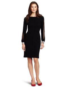 """Karen Kane. Women's Wensi Cocktail """"Little Black Dress""""."""