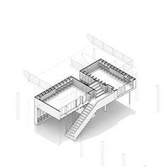 Galería - Estructura de madera en Launchlabs / Stereo Architektur - 13