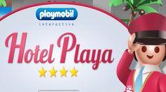 PLAYMOBIL Summer Fun -  Hotel Playa - SUSCRIBETE