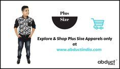 Visit www.abductindia.com to shop Plus size quality denim clothes.  #Plus_Size_Kids_Wear  #Plus_Size_Clothing