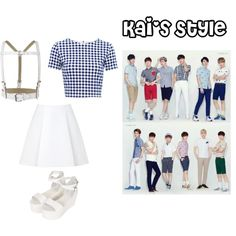 EXO Ivt Club Kai Inspired Outfit