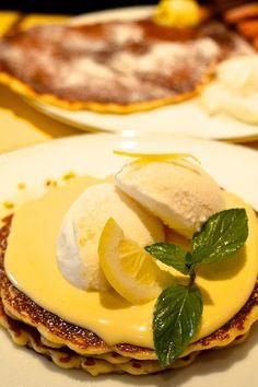 lemon pancake
