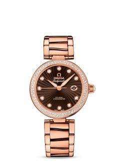 f79b43ca6ce87d De Ville  мужские и женские часы премиум-класса