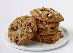 Chocolate Chip Cookie Made with Chopped TWIX®