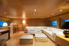 Luxury GEOSAND - Motor Yacht Check more at https://eastmedyachting.co.uk/yachts/geosand-motor-yacht-charter/