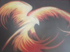 Phoenix by LuCreation.deviantart.com on @deviantART