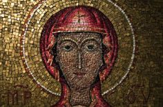 Icon face - now I realize that the old world style I am so drawn to is that Moor-Papal-Venetian = Byzantine aesthetic ❤️❣