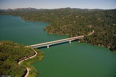 awesome California Drought – the before and after pictures