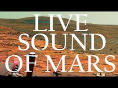MARS, LIVE SOUND OF MARS, NEW REAL PHOTOS OF MARS, NASA 2017