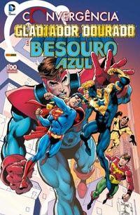 LIGA HQ - COMIC SHOP CONVERGENCIA BEZOURO AZUL #1 PARA OS NOSSOS HERÓIS NÃO HÁ DISTÂNCIA!!!