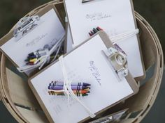 Easy Games To Keep Kids Busy At Your Wedding | Photo by: Photo by Basia | TheKnot.com