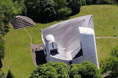 Ronchamp chapel (© CRT Franche-Comté)
