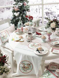 #englishhome #winter #kış #yeniyıl #yılbaşı #yenisezon #mutfak #evtekstili #hediye #mutfaktekstili