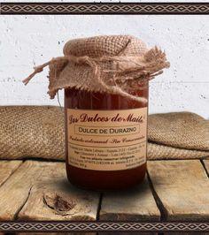 Los Dulces de Maite Dulce de Durazno Producto artesanal, sin conservantes. Peso Neto: 400 g. Industria Argentina