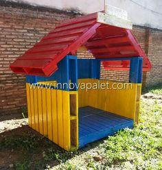 1000 images about casitas con pallet on pinterest - Casitas con palets ...