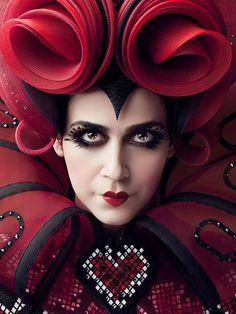 """Washington Ballet """"Alice in Wonderland"""" -Dean Alexander on Behance"""