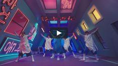 Korean Air: Go Korean - Vallée Duhamel - Partizan Shanghai, Korean Air, Video Advertising, Animation, Viera, Motion Design, Sailor, Kpop, Concert