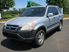 Car brand auctioned:Honda CR-V 4WD EX Auto No Reserve - 2003 CR-V EX 4x4 - Needs Work As is No Reserve Head Gasket Leak