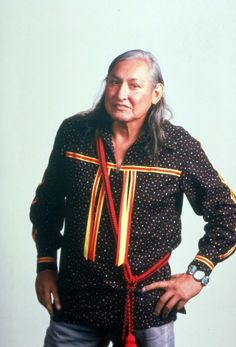 chief ten bears played by the late great native american