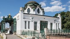 Otto Wagner, Art Nouveau Interior, Double Swing, Engineering Projects, Modern Architects, Museum, Tour Tickets, Group Tours, Pavilion
