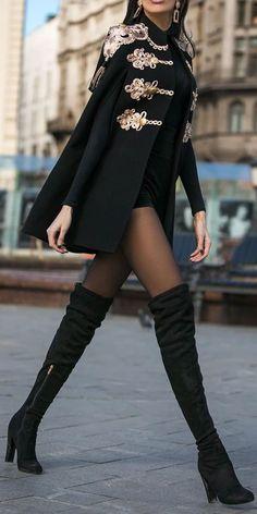 British Wind Cloak Coat British style coats for women.There are m… British Wind Cloak Coat British style coats for women.There are m…,bango British Wind Cloak Coat British style coats for women. Look Fashion, High Fashion, Autumn Fashion, Womens Fashion, 90s Fashion, Fashion Coat, Fashion Pants, Vintage Fashion, Mode Outfits